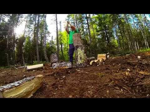 Gränsfors Splitting Maul | Quick Test
