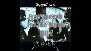 Metallica -  Free speech for the dumb - riff 2 loop