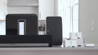 Sonos wireless home sound system | Crutchfield video