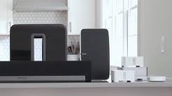 Sonos wireless home sound system | Crutchfield video