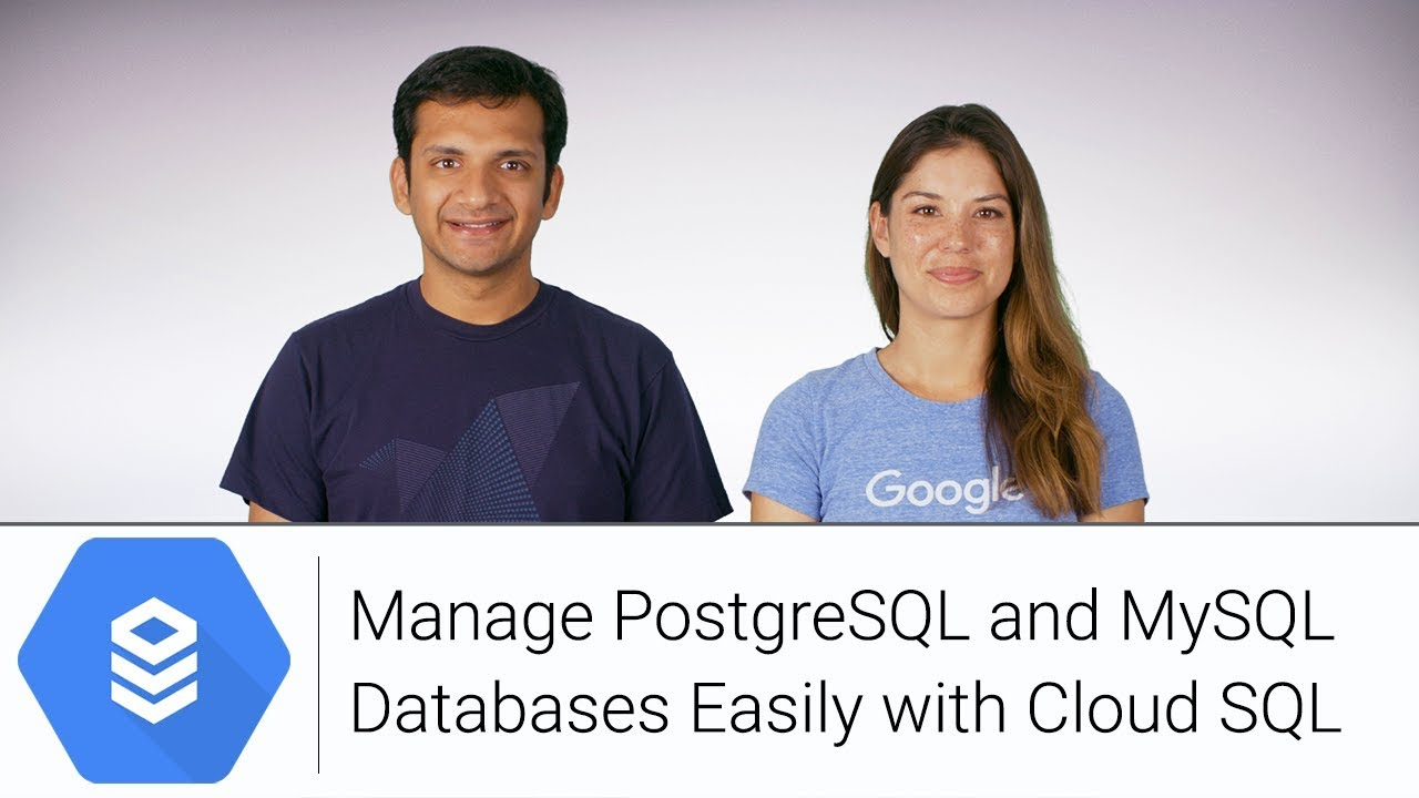 Manage PostgreSQL and MySQL Databases Easily with Cloud SQL | Google Cloud  Labs