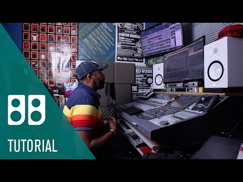 Creating a Custom Drum and Bass Kit | Backbone Drum Re Synthesizer