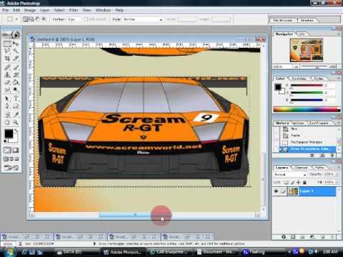 How to set up blueprints for zmodeler 3d youtube how to set up blueprints for zmodeler 3d malvernweather Images