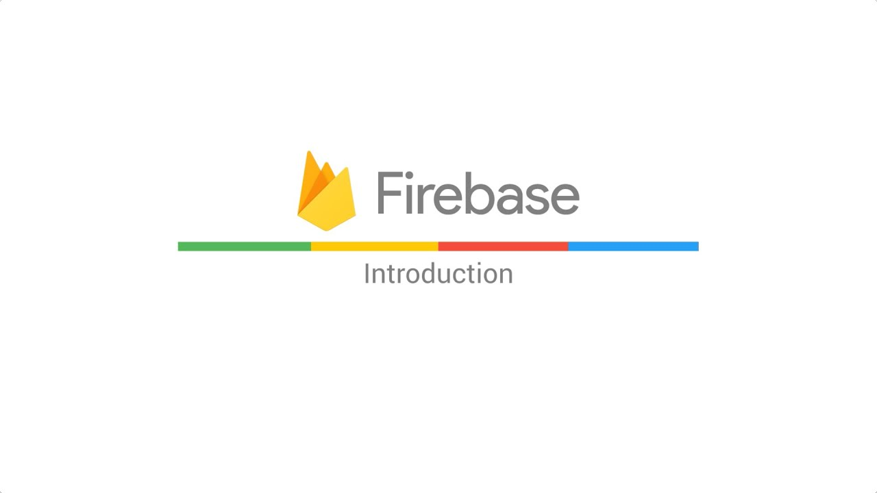 Introduction to Firebase Analytics