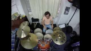 Cabron feat. Voltaj -Vocea ta -DrumCover by Gore #3