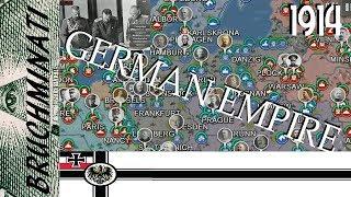 European War 4 (WWI Mod) Germany 1914 #1 The Great War Begins Poor Luxembourg!
