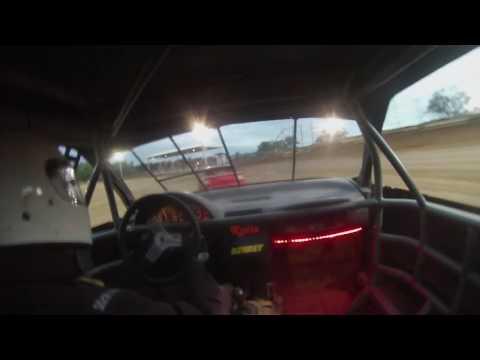 80517 Fayette County Speedway Pro 4 Heat Race In Car