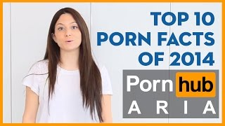 The Top 10 Porn Facts of 2014