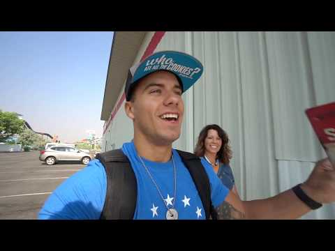 Day In The Life | We Saw A BEAR | Bodyweight Fitness