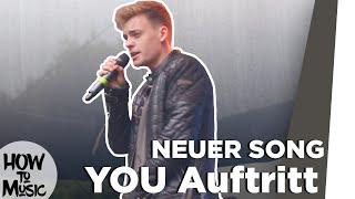 Mein YOU Berlin Auftritt mit NEUER SINGLE! | NIC DNCR