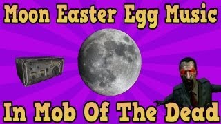 "*NEW* ""Mob Of The Dead"" Moon Easter Egg Music Tutorial (""Black Ops 2 Zombies"")"