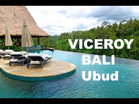 Resort Tour: Viceroy Bali Ubud