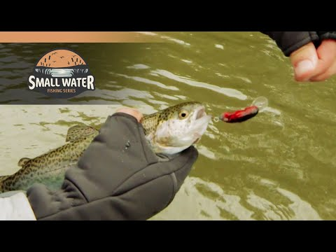 Craw Baits And Winter Trout