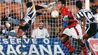 Flamengo 3 x 2 Botafogo (23/03/1995) Jogo completo