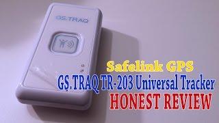 видео GPS трекеры GlobalSat TR-203 / TR-203A / TR-203A LOCK