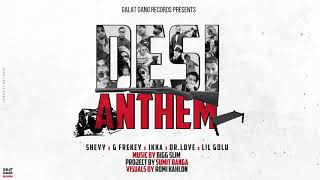 Desi Anthem (Ikka, Dr Love) Mp3 Song Download
