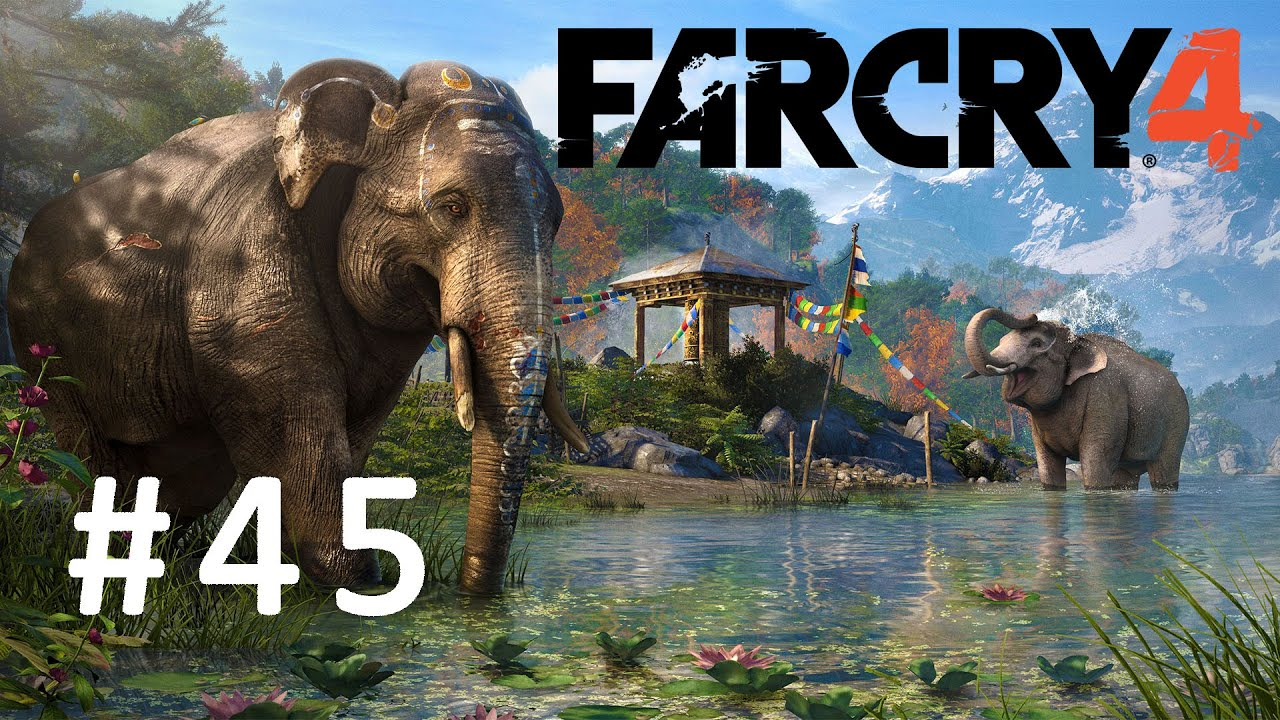 Download Far Cry 4 - Let's Play #45 - Sex! mit Schaf