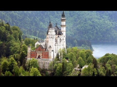 Germany Neuschwanstein  and the Surrounding Attractions 德国新天鹅堡和周围的名胜