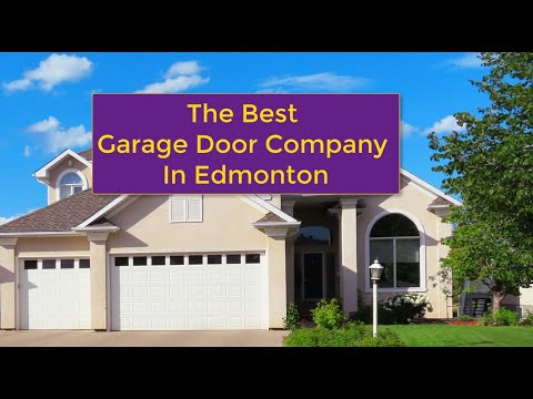 Garage Doors Repair Edmonton | Call Us (587) 855-4440