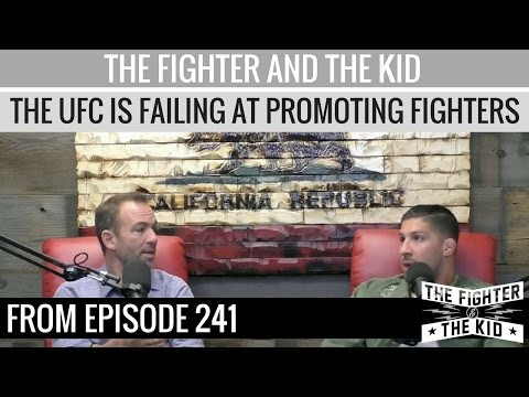 Brendan Schaub - The UFC is Failing at Promoting Fighters