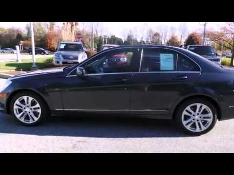 Exceptional 2013 Mercedes Benz C300 Luxury West Chester PA