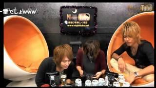 歌舞伎町ホストクラブ T-ara!(12/10/26)イケメンホスト番組!