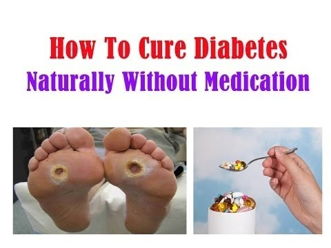 How to cure diabetes naturally at home - How to Reverse Type 2 Diabetes Naturally