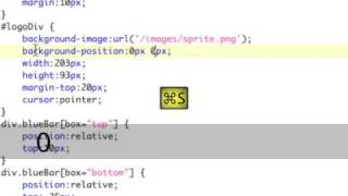 CSS Sprites - Speed up your website