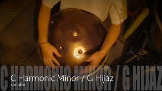 漂蕩/C harmonic minor   Handpan Performed by 峯本 貴雄/Takao Minemoto
