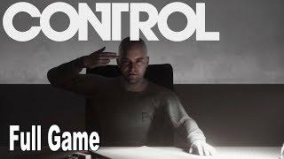 Control - Full Game Walkthrough [HD 1080P]