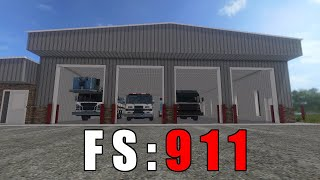 FS:911 - Adding M๐re Work!