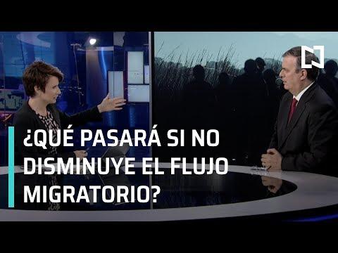 Trump suspende aranceles a México; Denise Maerker entrevista a Ebrard - En Punto con Denise Maerker