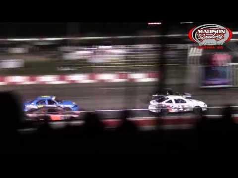 Madison Speedway WISSOTA Hornet A-Main (9/29/18)
