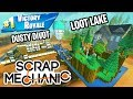 Scrap Mechanic CREATIONS! - FORTNITE BATTLE ROYALE!! [#38] | Gameplay |