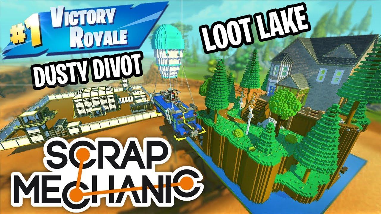 scrap-mechanic-creations-fortnite-battle-royale-38-gameplay