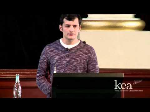 Derek Handley - WCNZ Presentation day
