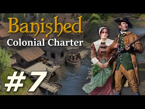 Banished: Colonial Charter (v1.71) - New Cardiff (Part 7)