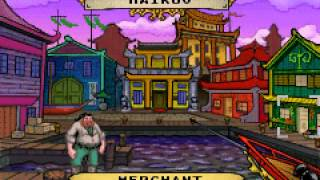 [Game Boy Advance] Sea Trader - Rise of Taipan - Version Etats-Unis