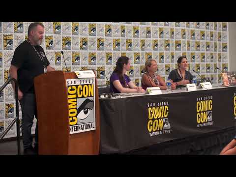 Gastronomically Geeky: Game & Movie Cookbooks Panel Featuring Chelsea Monroe-Cassel