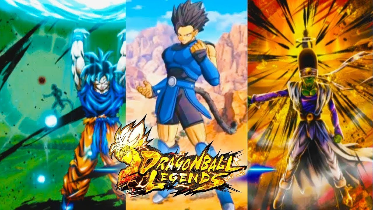 Dragon Ball Legends apk for android, pc and ios