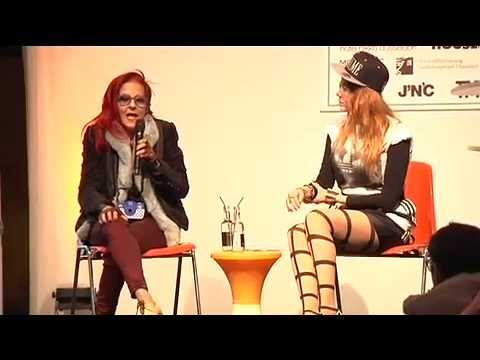 Fashion-Talk: Patricia Field und Palina Rojinski
