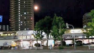 神戸高速大開駅からJR兵庫駅まで 2021年6月