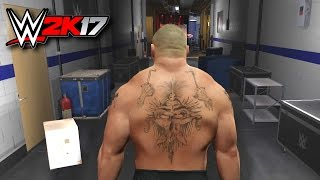 WWE 2K17 - Open Call Outs, Suplex City Mode, Championship Scramble & Zombies (TOP 5 NOTIONS)