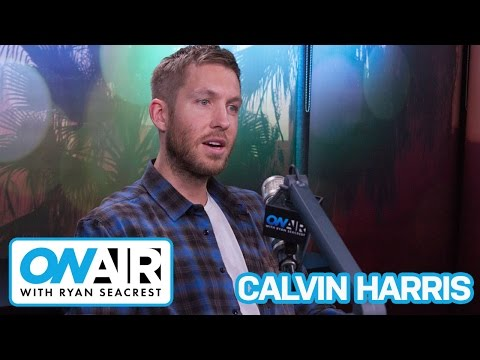 Will Calvin Harris Collaborate With Taylor Swift? | On Air with Ryan Seacrest