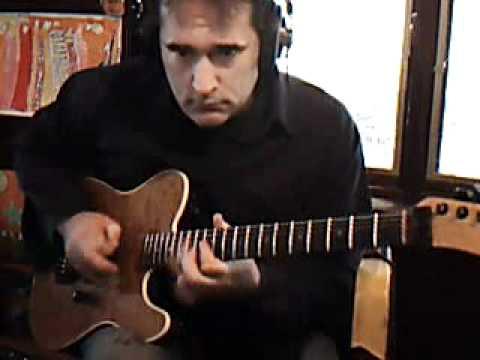 "Vintage 80's Mike Lipe ""The Guitar Doctor"" California Custom Tele"