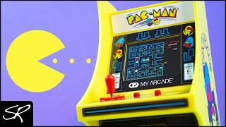 My Arcade Pac-Man Micro Player Review | TINY ARCADE CABINETS!!