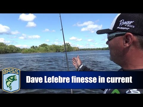 Dave Lefebre explains finesse tactics in current