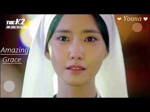 1080p [SNSD] Yoona / ♪「Amazing Grace」 (MP4) -THE K2