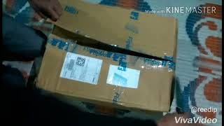 Unboxing of hp laptop 15q-by001AU.