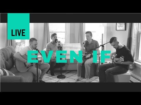 Even If (MercyMe) LIVE Acoustic - Rise and Run